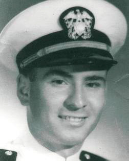 Lt. Jg. Bill Findley