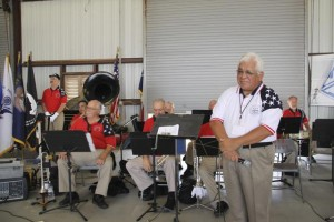 ram and veterans band